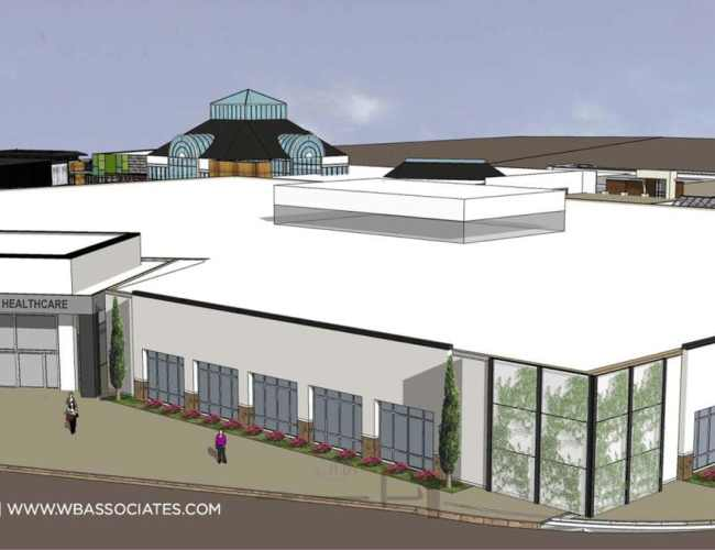 Can Emory healthcare revive Northlake Mall?