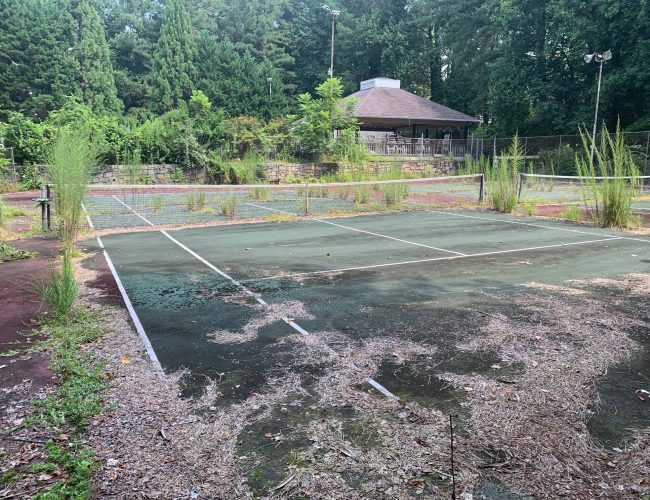 Dunwoody buys land from Waterford Swim and Racquet Club for park space