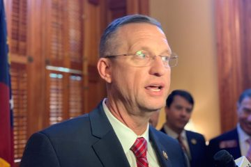Georgia Senate Candidate Doug Collins slams Ruth Bader Ginsberg on abortion hours after her death