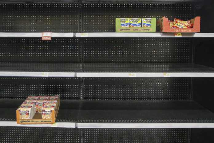 How to find out what's in stock at grocery stores in Cobb County