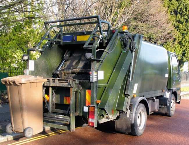 Garbage collectors are unsung heroes of the coronavirus pandemic