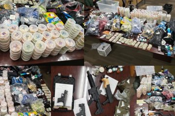 News Blog: $155,000 worth of drugs seized at Atlanta home