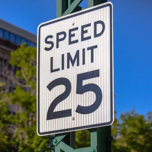 Speed limit lowered on Hosea L. Williams Drive in Atlanta