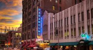 The Paramount, Downtown Denver