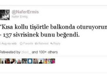 Nafer Ermiş Tweet