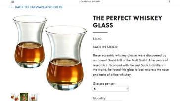 Viski-bardağı