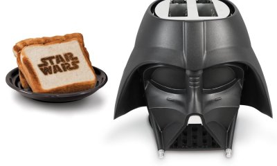 Darth Vader Tost Makinesi