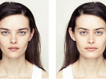 Simetrik yüzler