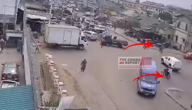 JUST IN: Scenes From Fatal 'Bullion Van' Robbery Captured On CCTV Emerges – WATCH 3