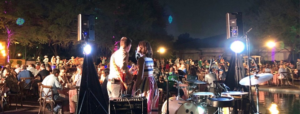 Event Band in Dallas TX