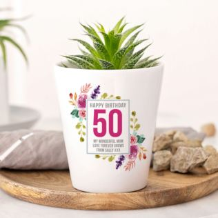 50th Birthday Gifts For Her Personalised Gifts The Gift Experience