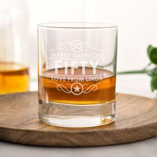 50th Birthday Gifts For Him Personalised Gifts The Gift Experience
