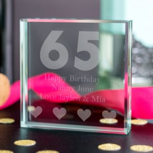 65th Birthday Gifts For Her The Gift Experience