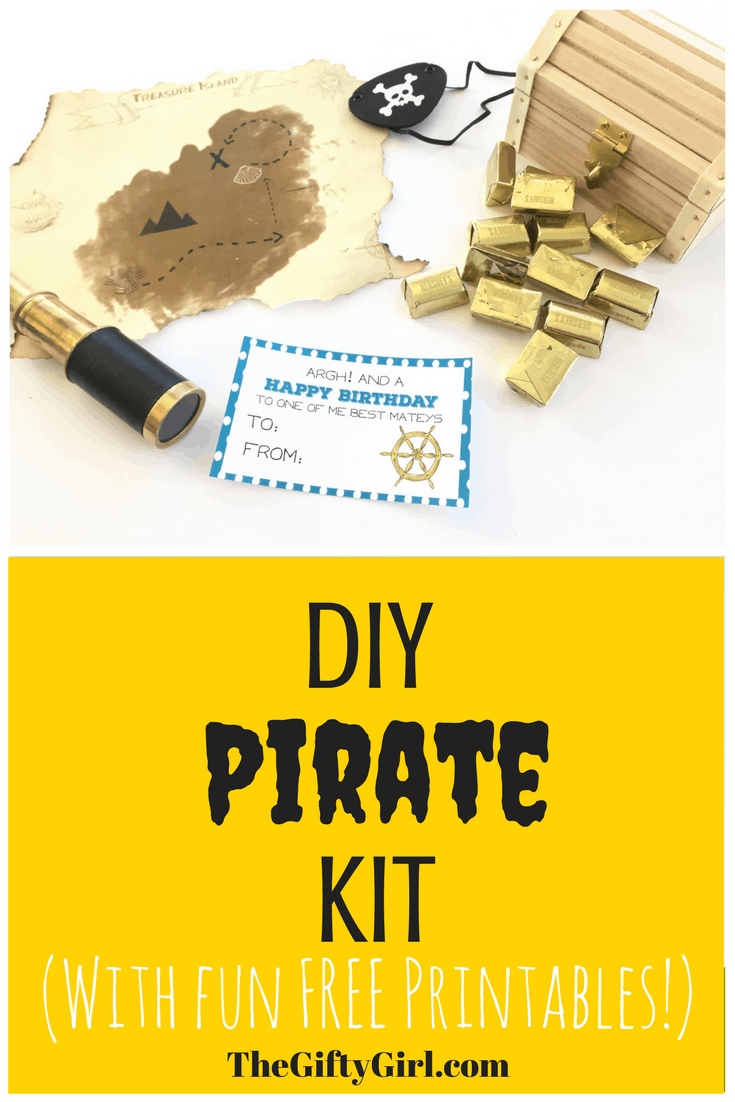 Ye Ole Pirate Kit