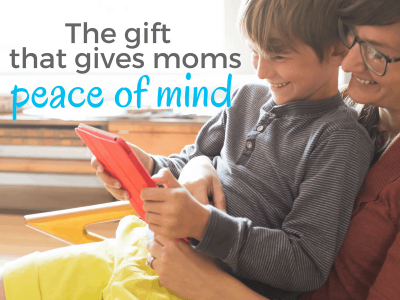 The gift that gives moms peace of mind
