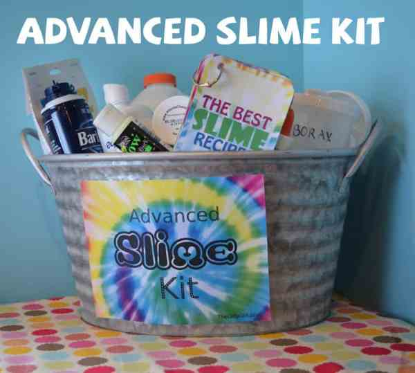 DIY Advanced Slime Kit