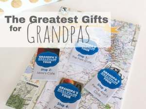 The greatest gifts for grandpas