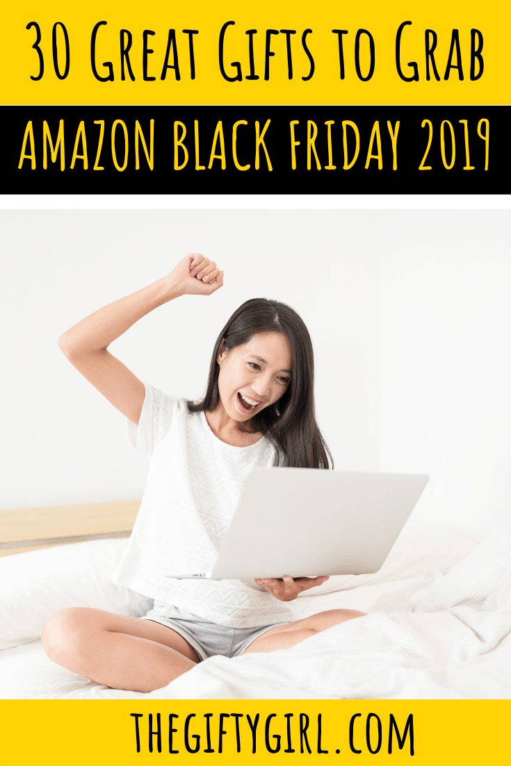 There are great deals to be had on Amazon on Black Friday and the days proceeding. Find out some amazing gift ideas that you can grab during Amazon Black Friday 2019.