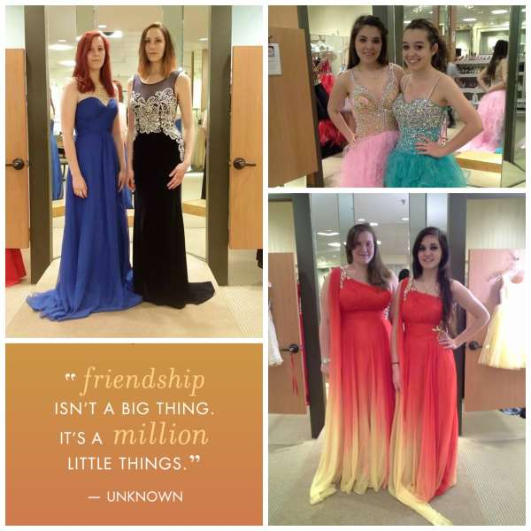 The Gilded Gown - Knoxville TN - BFF BLOG 1