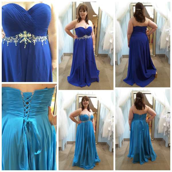 The Gilded Gown - Knoxville TN - Curvy Girl Prom Dresses 2016 1