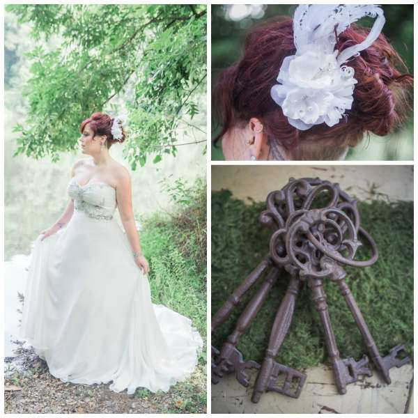 The Gilded Gown - Knoxville TN - Fairy Tale Wedding 4