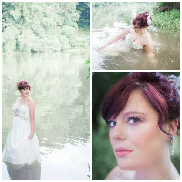 The Gilded Gown - Knoxville TN - Fairy Tale Wedding 6