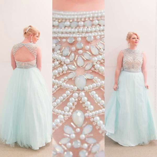 The Gilded Gown Knoxville TN Pastel Prom Nina Canacci 2016