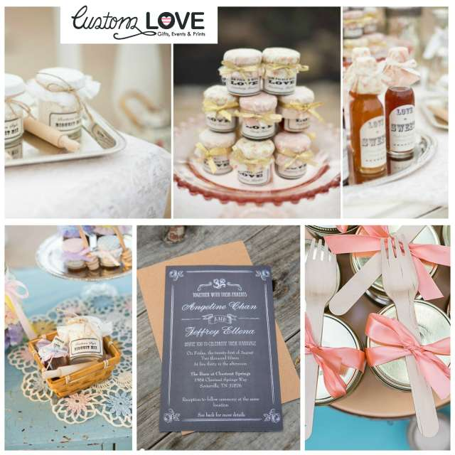 Custom Love Gifts