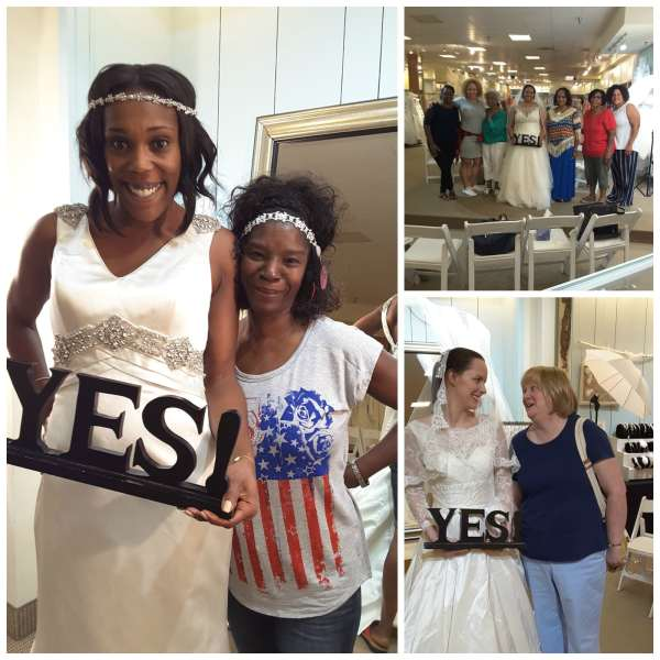 Brides Are Saying YES To The Dress Every Day At
