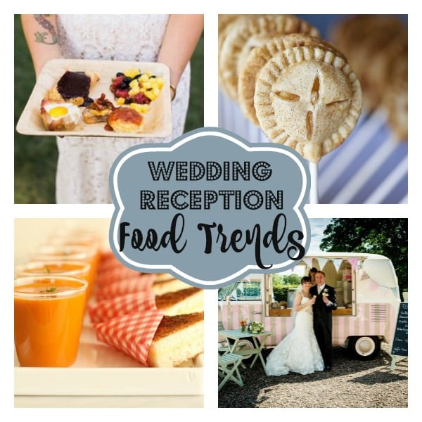 Story 2017 Wedding Trend Predictions: 4 Wedding Reception Food Trends For 2017