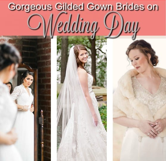 2bdf88de59a Seeing our beautiful brides on their wedding days absolutely fills us with  joy. We love the chance to see how their days unfolded and how all their  planning ...