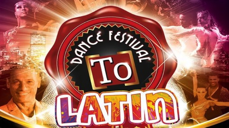 Dance Festival to Latin