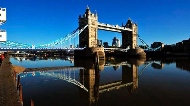 tower_bridge - Londra