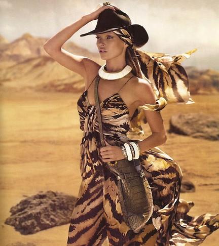 Kate Moss, la regina della moda