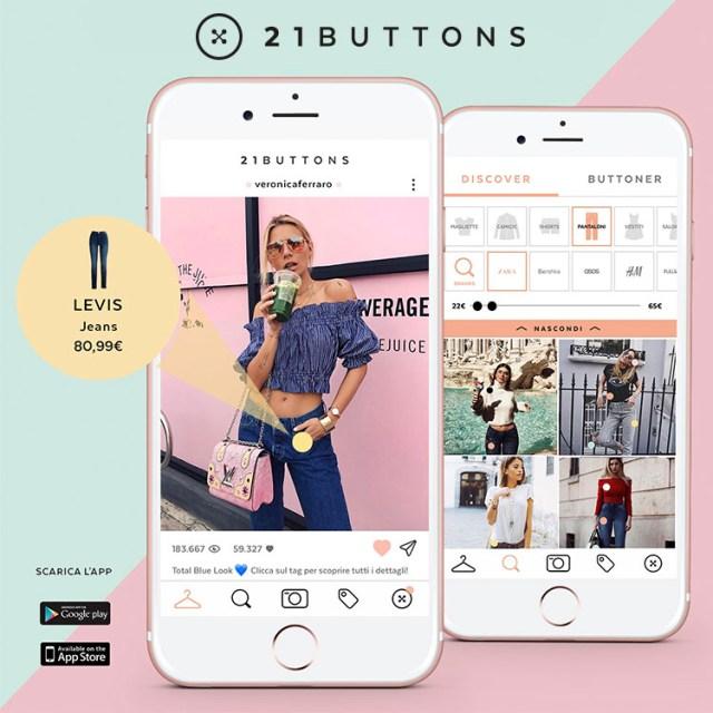 app che hanno successo 21 buttons