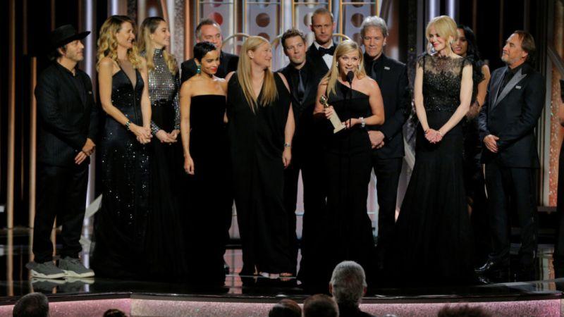 Total black Golden Globes