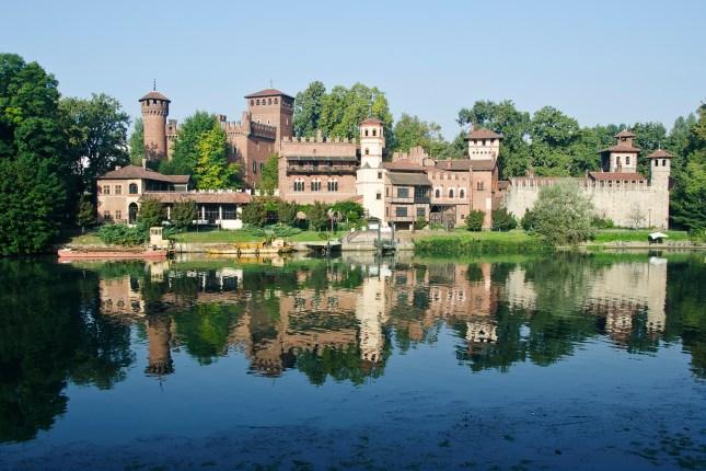 Borgo medievale del Valentino, Torino