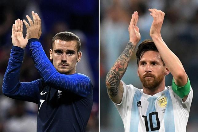 Francia Argentina
