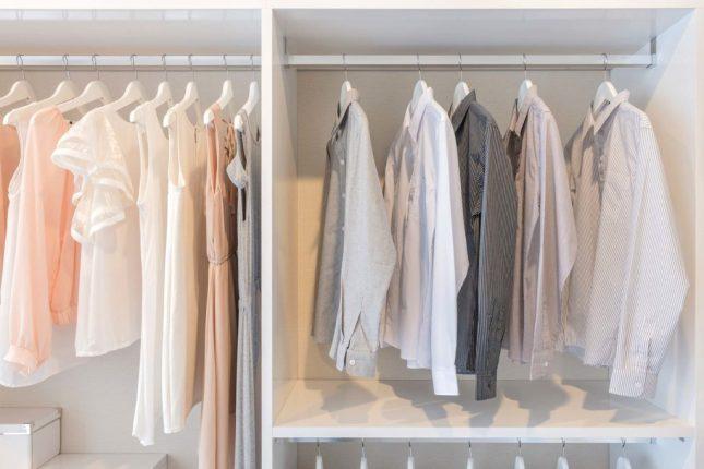 capsule wardrobe - TheGiornale
