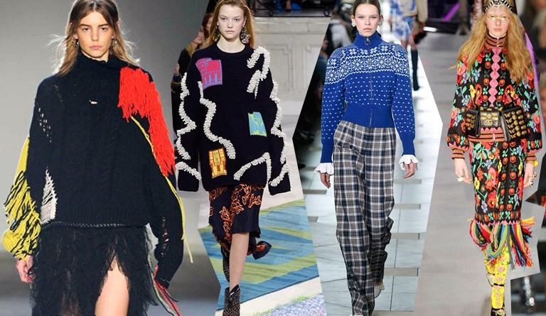 tendenza knitwear - thegiornale
