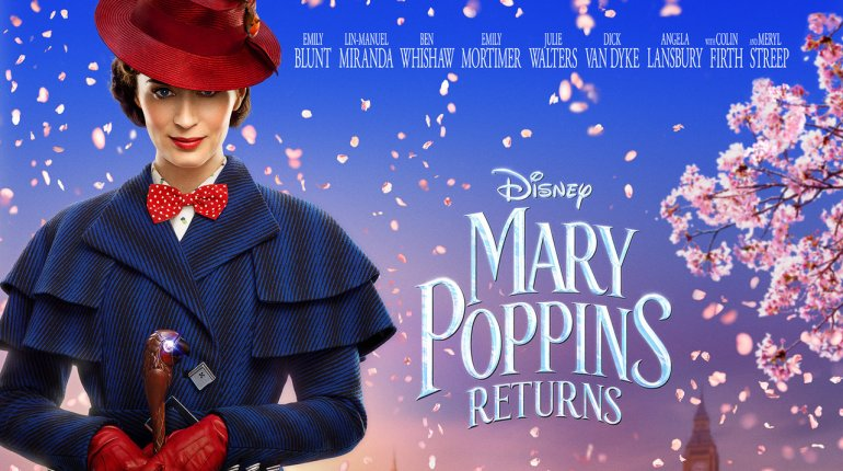 Mary Poppins Returns - TheGiornale
