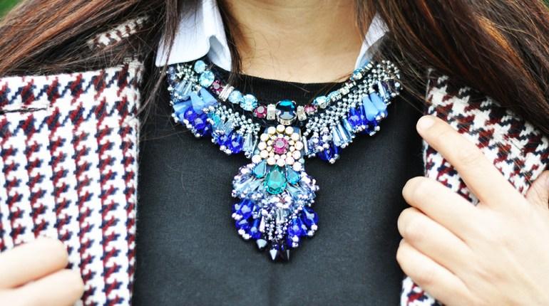come abbinare i gioielli ai vestiti - thegiornale
