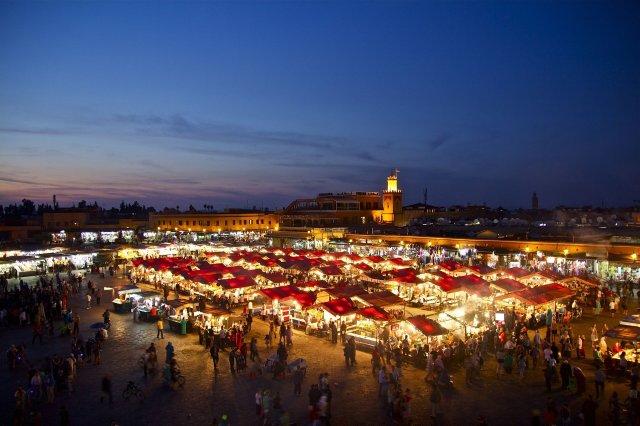 Marrakech - Weekend romantico