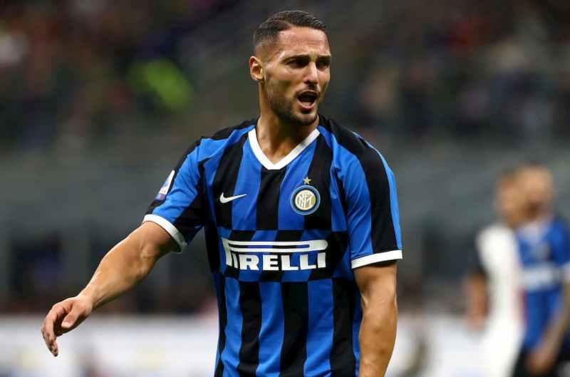 d'ambrosio - top 11 dei calciatori più belli della Serie A