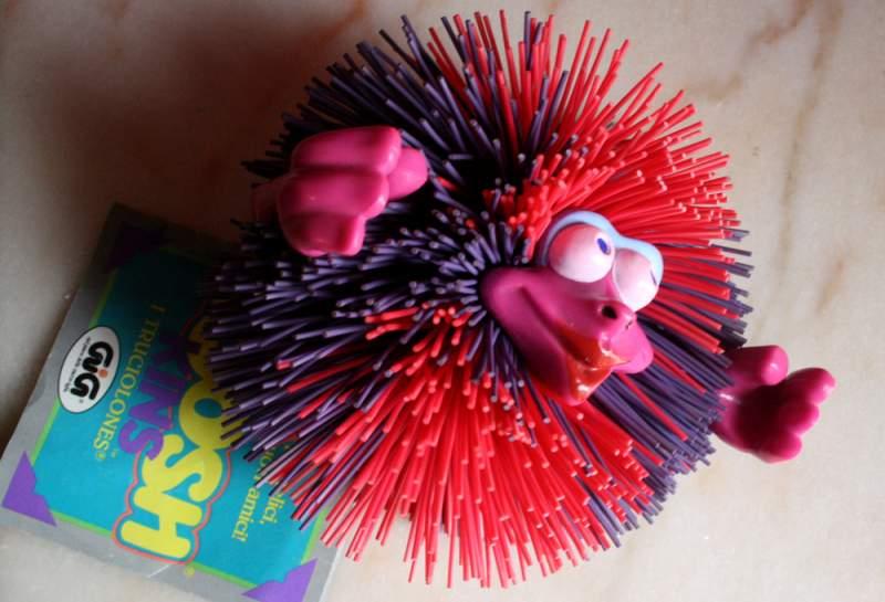 Truciolones - giocattoli che hanno segnato gli anni 90