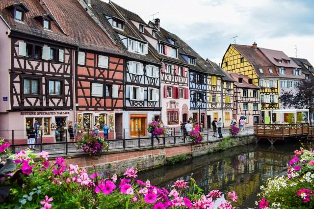 Colmar - Città europee da vedere