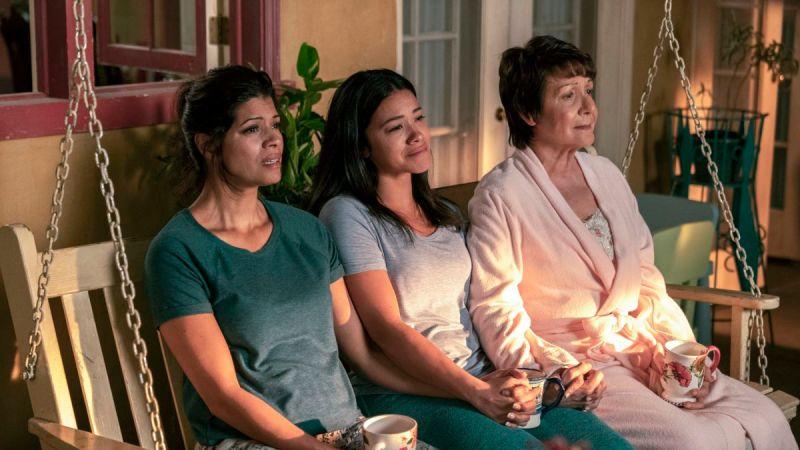 Jane The Virgin - Serie tv sulle mamme