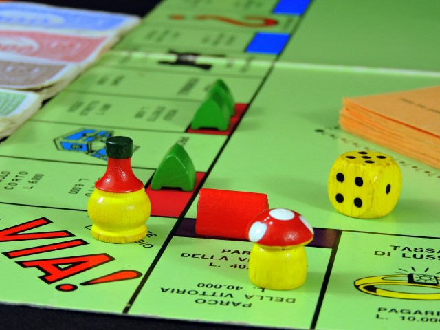 come vincere a monopoly