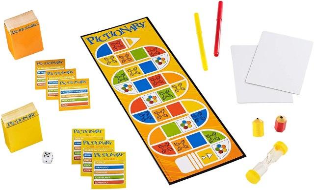 giochi da tavola creativi