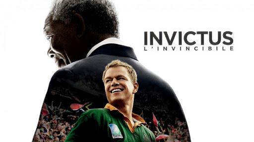 invictus - film sullo sport da vedere